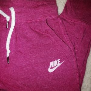 Nike girls sweatpants